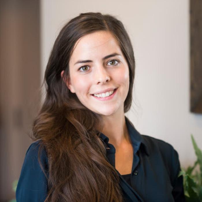 Lisa van den Brink-van Wolfswinkel is eigenaresse bij elkekastopmaat