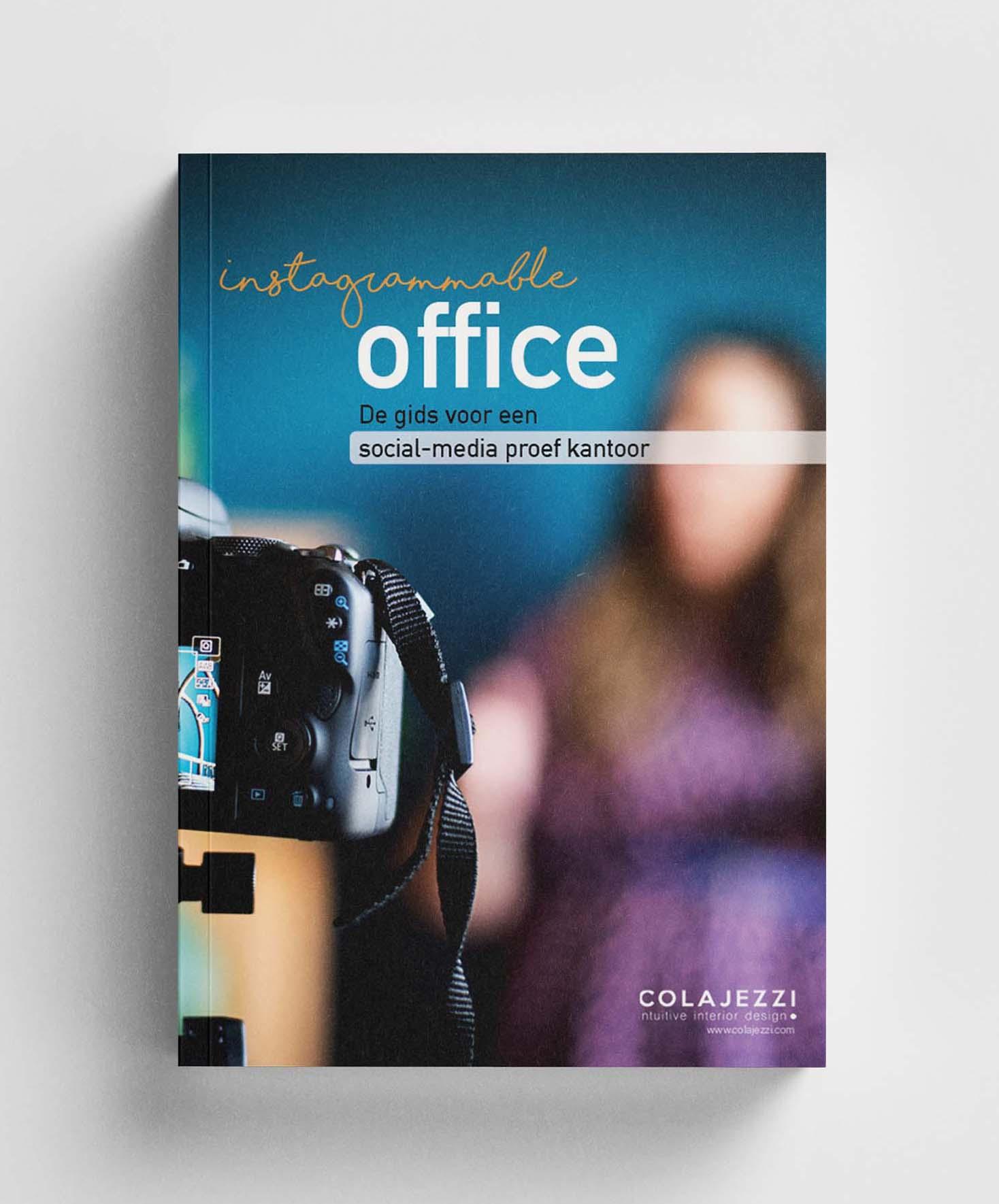 Ebook 'instagrammable office' – De gids voor een social media proef kantoor.