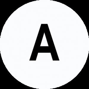 Een positieve, anonieme review