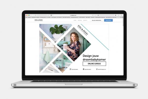 Doe mee met de online cursus 'design jouw droombabykamer' en ontwerp zelf jouw droombabykamer