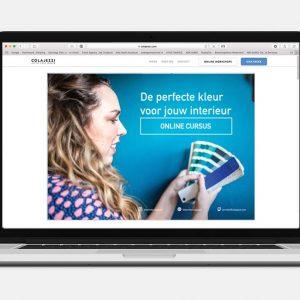 Online kleuren cursus om je te helpen bij het kiezen van de perfecte kleuren voor jouw interieur